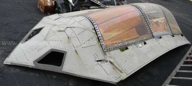 secret plane